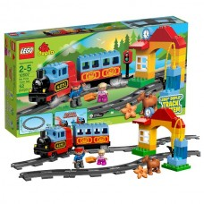 Мой первый поезд Lego Duplo 10507