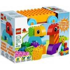 Lego Duplo 10554 Лего Дупло Веселая каталка с кубиками