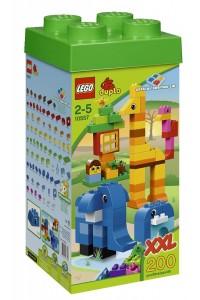 Лего Дупло Весёлые животные, 10557
