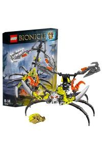 Лего Бионикл Скорпионий Череп 70794