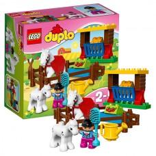 Лего Дупло Лошадки, 10806