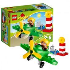 Лего Дупло Маленький самолёт, 10808