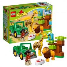 Лего Дупло Вокруг света: Африка, 10802