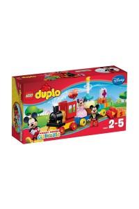 Лего Дупло День рождения с Микки и Минни, 10597