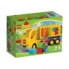 Лего Дупло Желтый грузовик, 10601