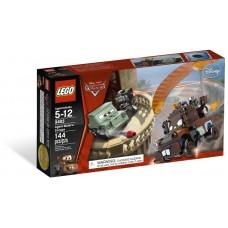 Лего Дупло Побег агента Мэтра, 9483