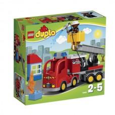 Лего Дупло Пожарный грузовик 10592