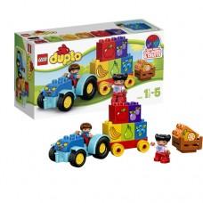 Лего Дупло Мой первый трактор, 10615