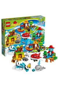 Лего 10805 Вокруг света Lego Duplo