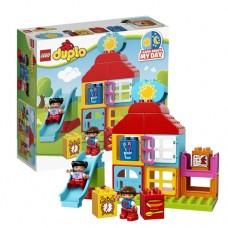 Лего Дупло Мой первый игровой домик, 10616