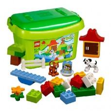 Лего Дупло Набор кубиков ДУПЛО, 4624