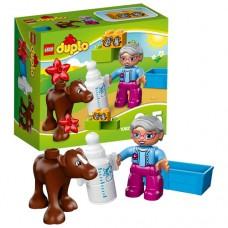 Лего Дупло Теленок, 10521