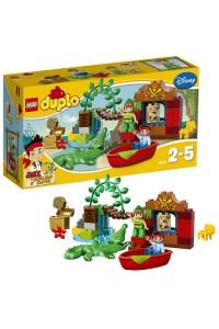 Лего Дупло Питер Пэн в гостях у Джейка, 10526
