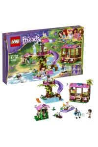 Лего Подружки Джунгли: Штаб спасателей, 41038
