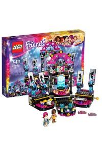 Лего Подружки Поп звезда: сцена, 41105