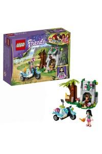 Лего Подружки Джунгли: Мотоцикл скорой помощи, 41032