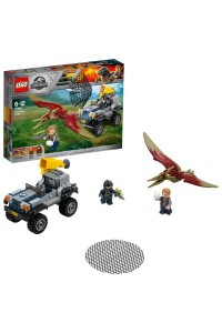 Лего Погоня за птеранодоном Lego Jurassic World 75926