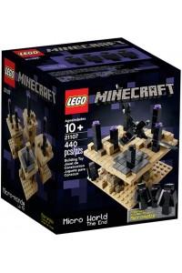 Лего Майнкрафт Микро Мир Конец, 21107