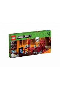 Лего Майнкрафт Подземная крепость, 21122