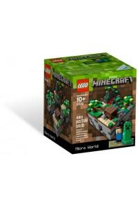Лего Майнкрафт Микро Мир Лес, 21102
