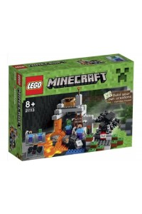 Лего Майнкрафт Пещера, 21113