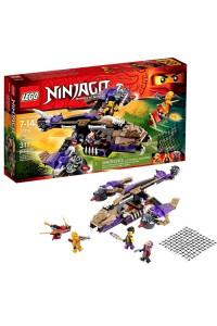 Лего Ниндзяго Вертолётная атака Анакондрай, 70746