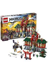 Лего Ниндзяго Битва за Ниндзяго Сити, 70728