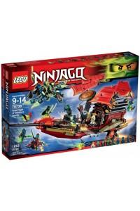 Лего Ниндзяго Корабль Дар Судьбы-Решающая битва, 70738