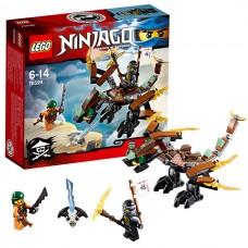 Лего Ниндзяго Дракон Коула, 70599