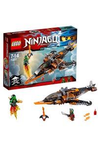 Лего Ниндзяго Небесная акула, 70601