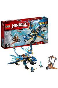 Лего Ниндзяго Дракон Джея, 70602