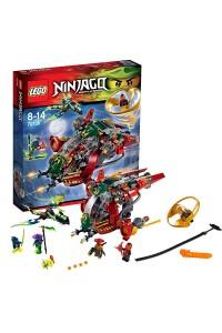 Лего Ниндзяго Вертолет REX Ронана, 70735
