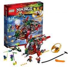 Лего Ниндзяго Вертолет REX Ронана 70735