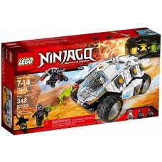 Лего Ниндзяго Внедорожник титанового ниндзя, 70588