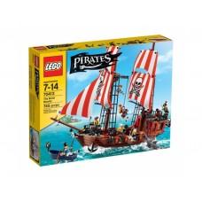 Лего Пираты Пиратский корабль Брик Баунти 70413