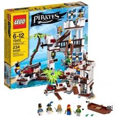 Лего Пираты Военный форт, 70412