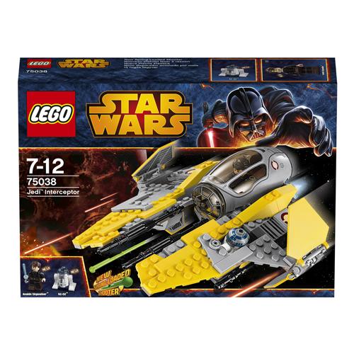 Lego star wars 75038 лего звездные войны