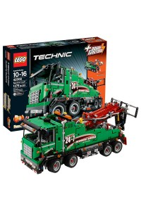 Лего Техник Машина техобслуживания, 42008