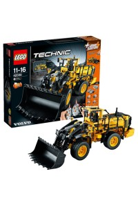 Лего Техник Автопогрузчик VOLVO L350F с дистанционным управлением, 42030