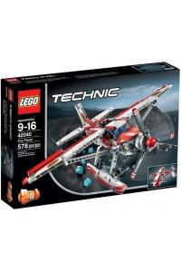 Лего Техник Пожарный самолет, 42040