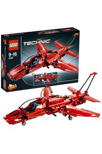 Лего Техник Реактивный самолёт, 9394