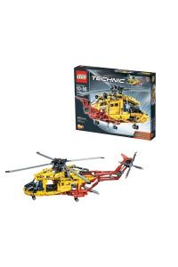 Лего Техник Вертолёт 9396