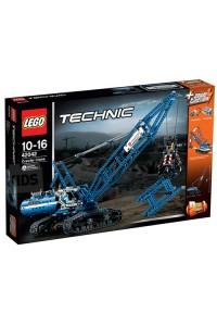 Гусеничный кран Lego Technic 42042