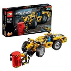 Лего Техник Карьерный погрузчик, 42049