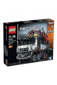 Lego Technic Mercedes Benz Arocs 3245 42043 Лего Техник Подмята упаковка