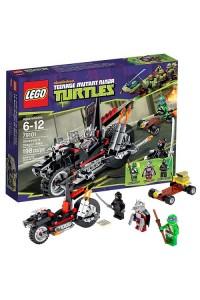 Лего Черепашки Ниндзя Мотоцикл, 79101