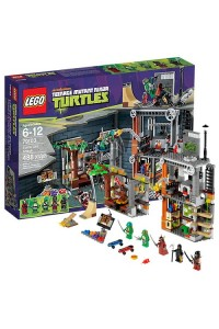 Лего Черепашки Ниндзя Атака на базу черепашек, 79103