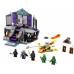 Лего Черепашки Ниндзя Спасение из логова Шредера, 79122
