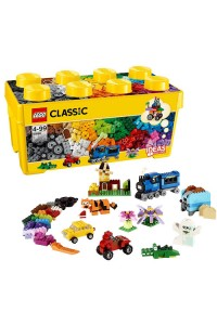 Лего Классик Набор для творчества среднего размера, 10696