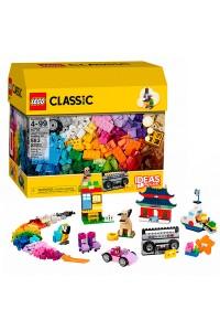 Лего Классик Набор кубиков для свободного конструирования, 10702
